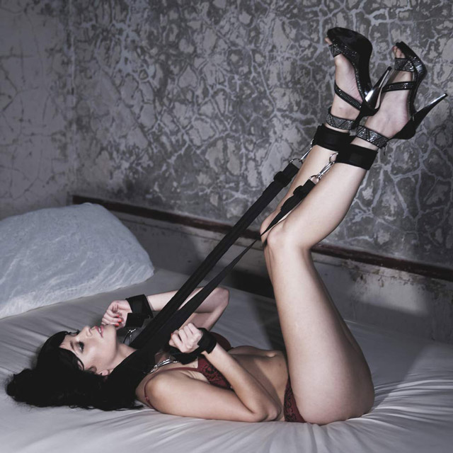 PALOQUETH Bondage for Legs-spread Action